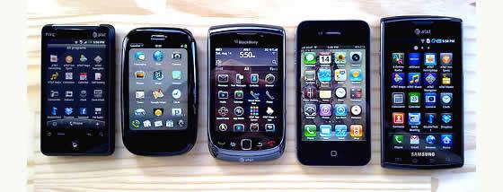 10 Sistem Operasi Mobile